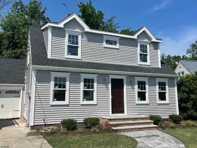 12 Mohawk Dr, Cranford Twp., NJ 07016 (MLS #3719300) :: SR Real Estate Group