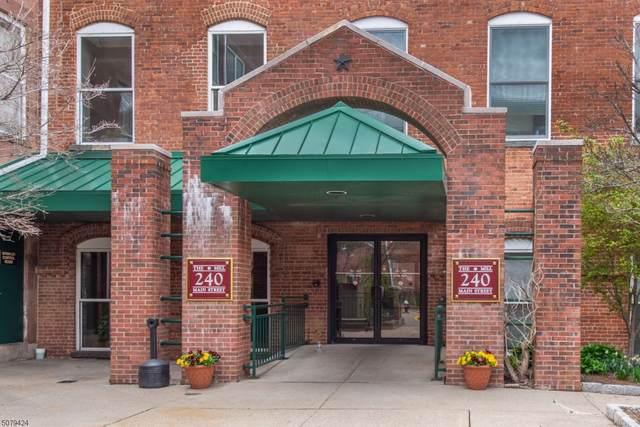 240 Main St Unit 307 #307, Little Falls Twp., NJ 07424 (#3719302) :: Rowack Real Estate Team