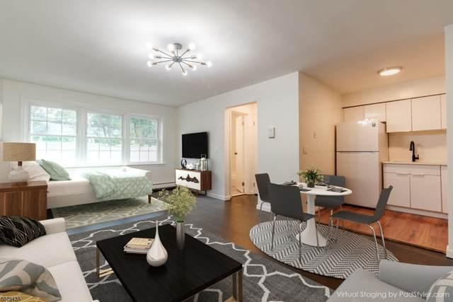 605 Grove St K10, Clifton City, NJ 07013 (#3719329) :: Jason Freeby Group at Keller Williams Real Estate