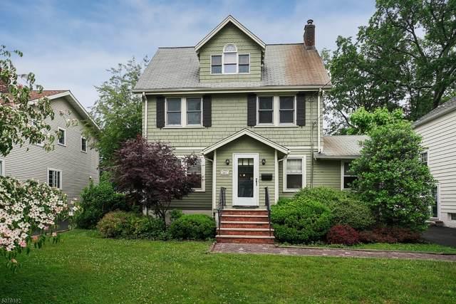 621 Kimball Ave, Westfield Town, NJ 07090 (MLS #3719358) :: The Dekanski Home Selling Team