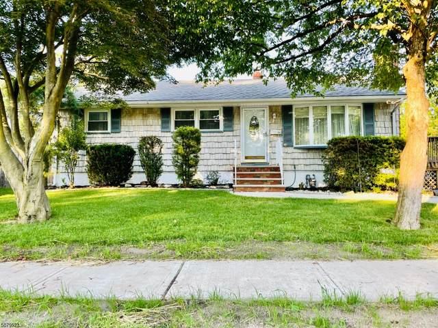 235 Adams St, Piscataway Twp., NJ 08854 (#3719395) :: Rowack Real Estate Team