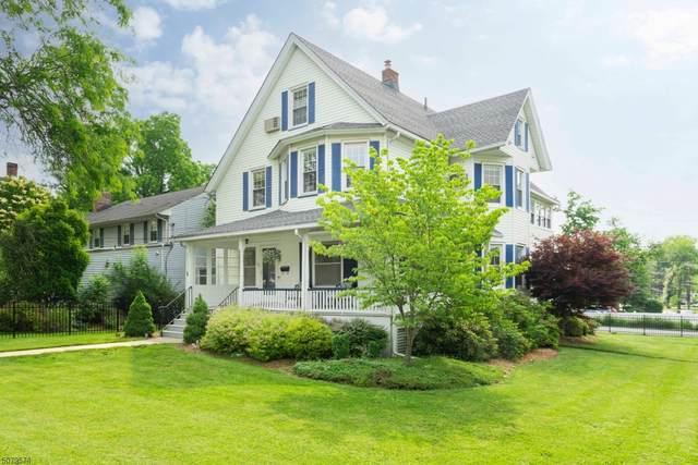 702 E Broad St, Westfield Town, NJ 07090 (MLS #3719454) :: The Dekanski Home Selling Team