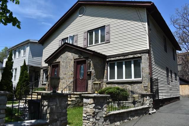 151 Weequahic Ave, Newark City, NJ 07112 (#3719465) :: Rowack Real Estate Team