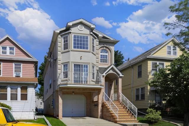 824 Van Buren Ave, Elizabeth City, NJ 07201 (MLS #3719498) :: Pina Nazario
