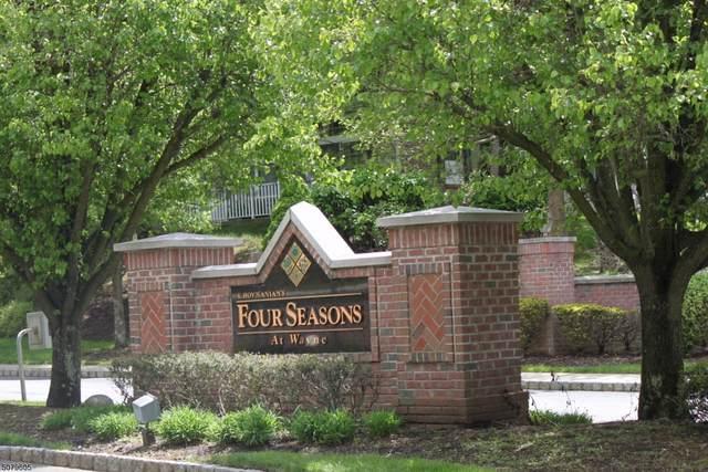 1306 Four Seasons Dr #1306, Wayne Twp., NJ 07470 (#3719500) :: Rowack Real Estate Team