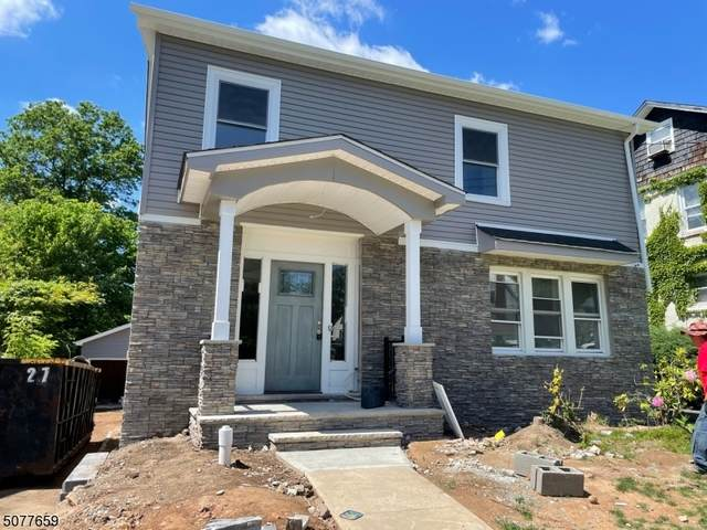 10 Winding Way, West Orange Twp., NJ 07052 (#3720235) :: Jason Freeby Group at Keller Williams Real Estate