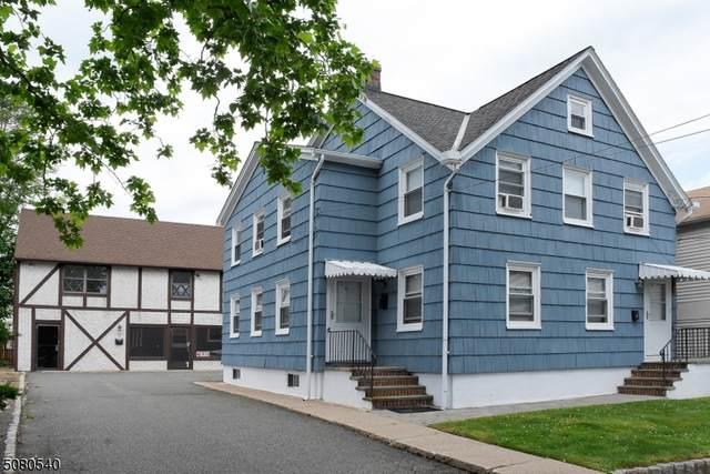 19 N Passaic Ave, Chatham Boro, NJ 07928 (MLS #3720259) :: The Dekanski Home Selling Team