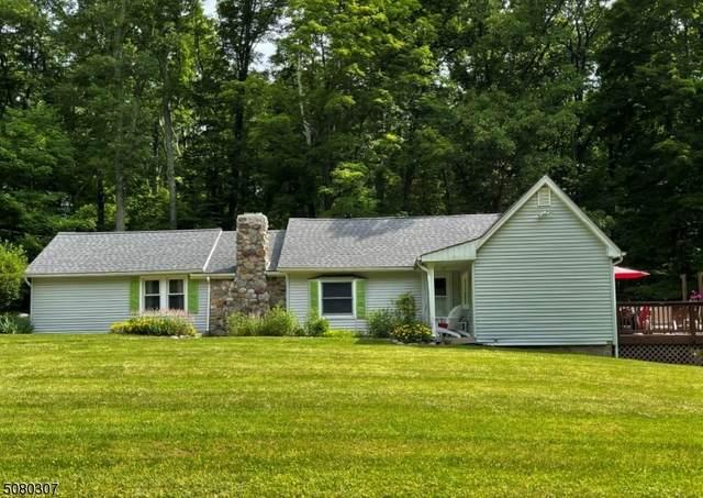 148 Millbrook Rd, Hardwick Twp., NJ 07825 (MLS #3720304) :: Team Francesco/Christie's International Real Estate