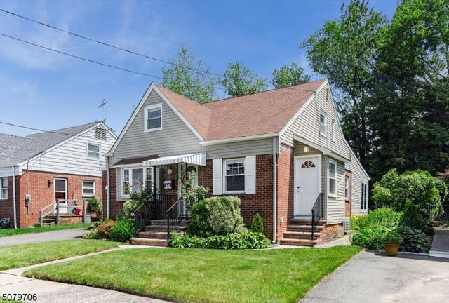 12 Edward St, Fair Lawn Boro, NJ 07410 (MLS #3720315) :: The Karen W. Peters Group at Coldwell Banker Realty