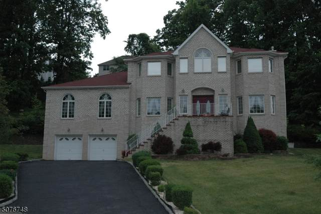 72 Gatheringhill Ct, Parsippany-Troy Hills Twp., NJ 07950 (MLS #3720324) :: The Sikora Group