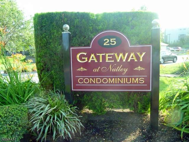 25 River Rd #9, Nutley Twp., NJ 07110 (MLS #3720328) :: Provident Legacy Real Estate Services, LLC