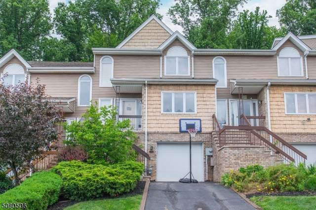 64 Edgefield Dr #64, Parsippany-Troy Hills Twp., NJ 07950 (MLS #3720370) :: SR Real Estate Group
