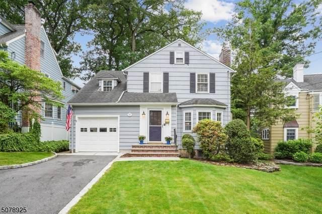 45 Birdseye Glen, Verona Twp., NJ 07044 (MLS #3720377) :: The Sue Adler Team