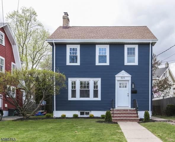 520 Hort St, Westfield Town, NJ 07090 (MLS #3720438) :: Zebaida Group at Keller Williams Realty