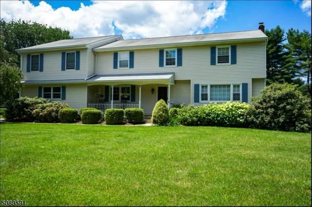 6 Heather Hill Way, Clinton Twp., NJ 08833 (MLS #3720496) :: Team Francesco/Christie's International Real Estate