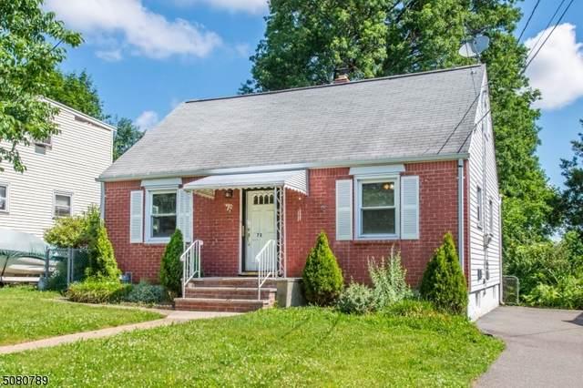 72 Tristan Rd, Clifton City, NJ 07013 (MLS #3720499) :: Kiliszek Real Estate Experts