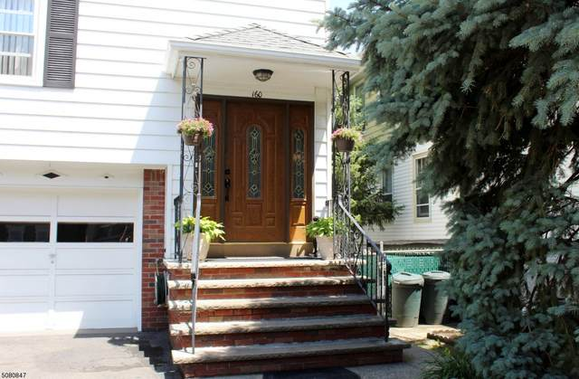 160 Merselis Ave, Clifton City, NJ 07011 (MLS #3720506) :: Team Gio | RE/MAX