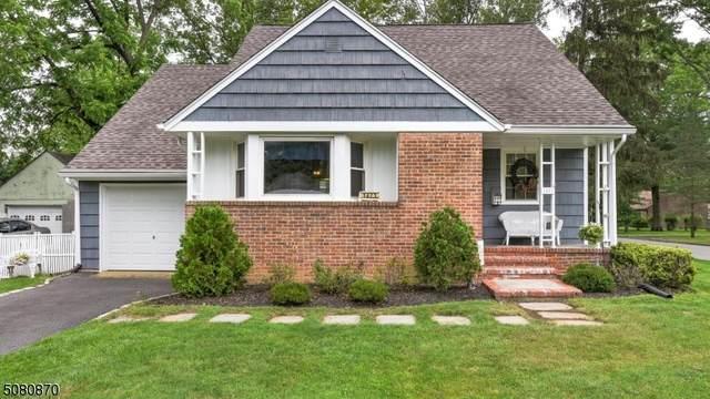 1471 Springfield Ave, New Providence Boro, NJ 07974 (MLS #3720519) :: Team Francesco/Christie's International Real Estate