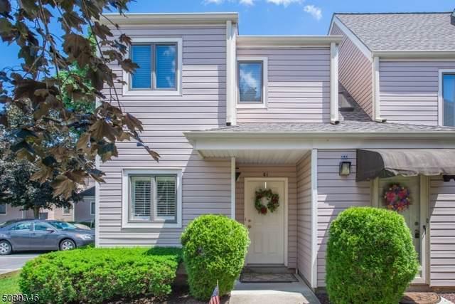 136 Changebridge Rd #1, Montville Twp., NJ 07045 (MLS #3720561) :: SR Real Estate Group