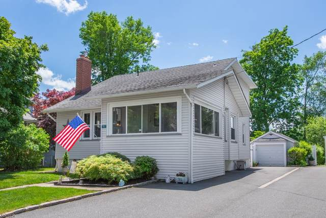 91 Franklin St, Verona Twp., NJ 07044 (MLS #3720575) :: The Karen W. Peters Group at Coldwell Banker Realty