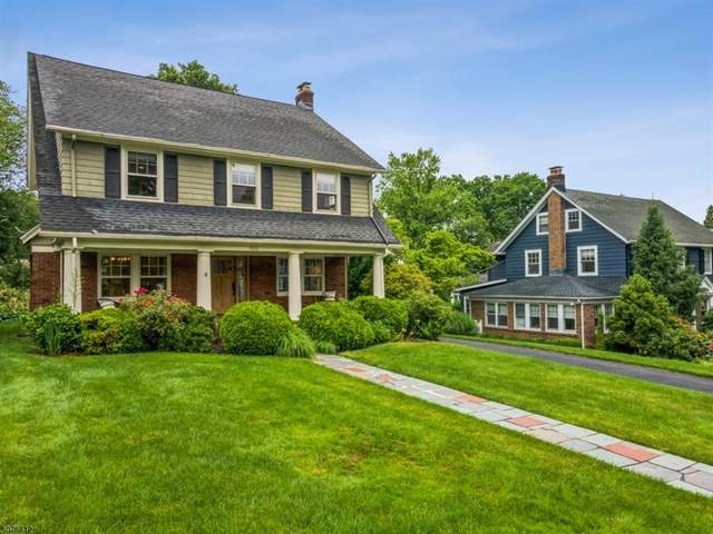 109 Inwood Ave, Montclair Twp., NJ 07043 (MLS #3720583) :: The Karen W. Peters Group at Coldwell Banker Realty
