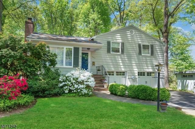 207 Mountain Avenue, New Providence Boro, NJ 07974 (MLS #3720593) :: Team Francesco/Christie's International Real Estate