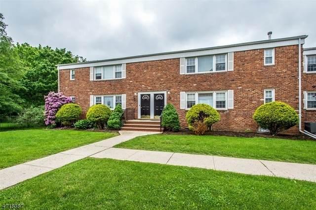 14 Dartmouth Ave 3B, Bridgewater Twp., NJ 08807 (MLS #3720617) :: The Karen W. Peters Group at Coldwell Banker Realty