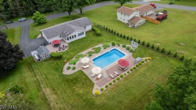 3 Wood Run, Hampton Twp., NJ 07860 (MLS #3720627) :: Team Francesco/Christie's International Real Estate