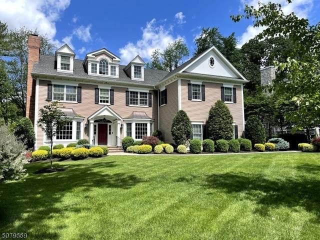 32 Dale Dr, Chatham Twp., NJ 07928 (MLS #3720640) :: The Dekanski Home Selling Team