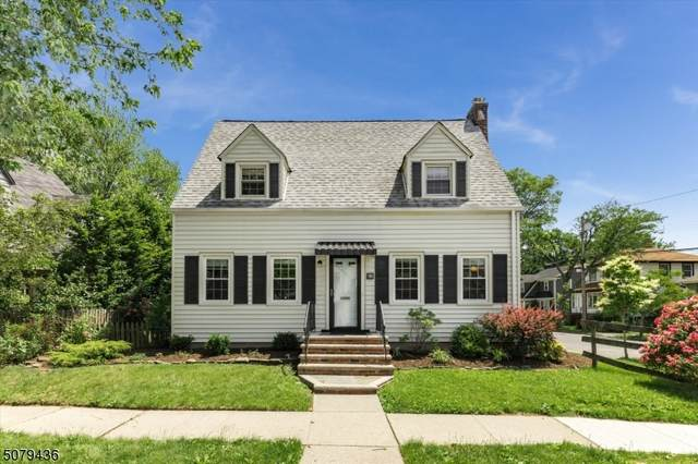 85 Franklin Ave, Maplewood Twp., NJ 07040 (MLS #3720648) :: The Karen W. Peters Group at Coldwell Banker Realty