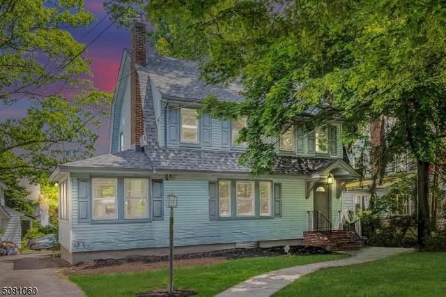 194 Gregory Ave, West Orange Twp., NJ 07052 (MLS #3720732) :: The Dekanski Home Selling Team