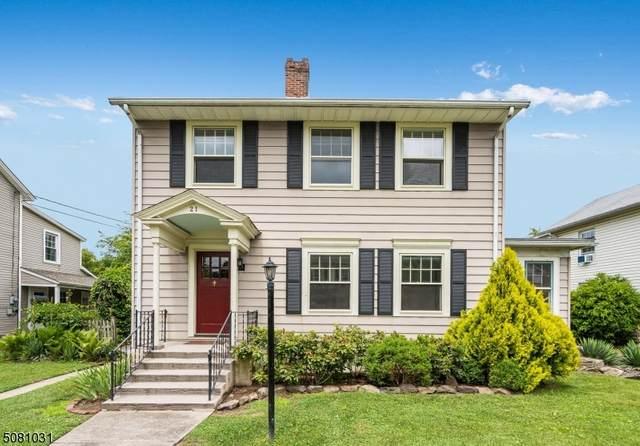 21 Orchard St, Milford Boro, NJ 08848 (MLS #3720741) :: Team Braconi   Christie's International Real Estate   Northern New Jersey
