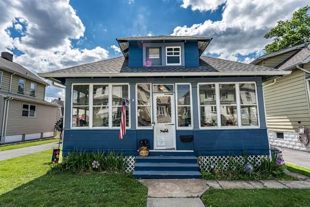 130 Camden St, Roselle Park Boro, NJ 07204 (MLS #3720750) :: The Dekanski Home Selling Team
