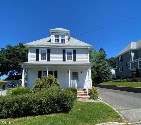 25 E Chrystal St, Dover Town, NJ 07801 (MLS #3720764) :: SR Real Estate Group