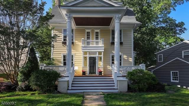 721 Carleton Rd, Westfield Town, NJ 07090 (MLS #3720774) :: Zebaida Group at Keller Williams Realty