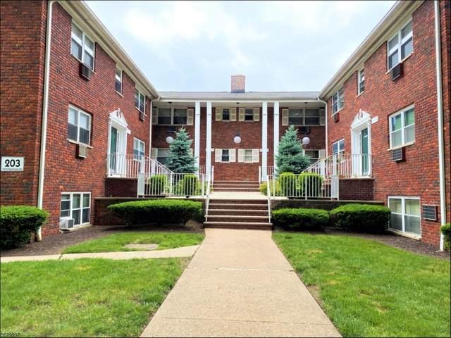 203 N Beverwyck Rd #11, Parsippany-Troy Hills Twp., NJ 07034 (#3720797) :: Jason Freeby Group at Keller Williams Real Estate