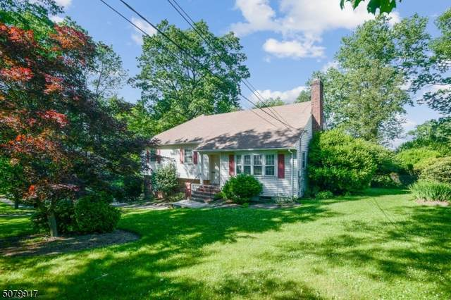 1060 Lawrence Ave, Westfield Town, NJ 07090 (MLS #3720798) :: Zebaida Group at Keller Williams Realty