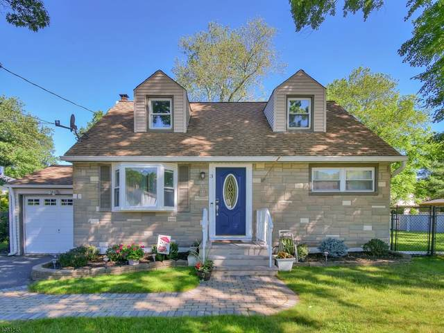 3 Oak Rd, Jefferson Twp., NJ 07849 (MLS #3720949) :: Team Francesco/Christie's International Real Estate