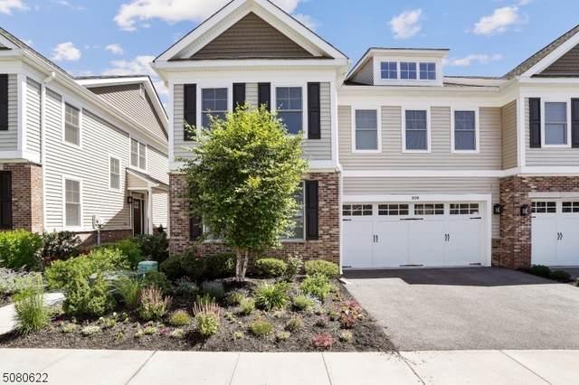 309 Echo Ridge Way #309, Mountainside Boro, NJ 07092 (MLS #3721074) :: Coldwell Banker Residential Brokerage