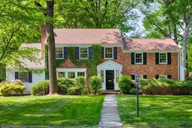 9 Harvey Dr, Millburn Twp., NJ 07078 (MLS #3721114) :: SR Real Estate Group