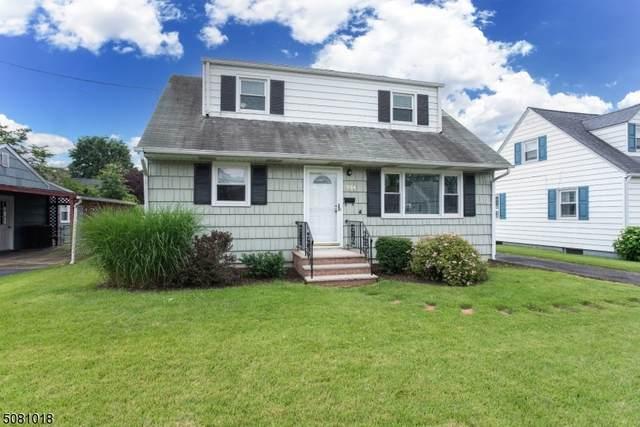 934 Huff Ave, Manville Boro, NJ 08835 (MLS #3721125) :: The Michele Klug Team | Keller Williams Towne Square Realty