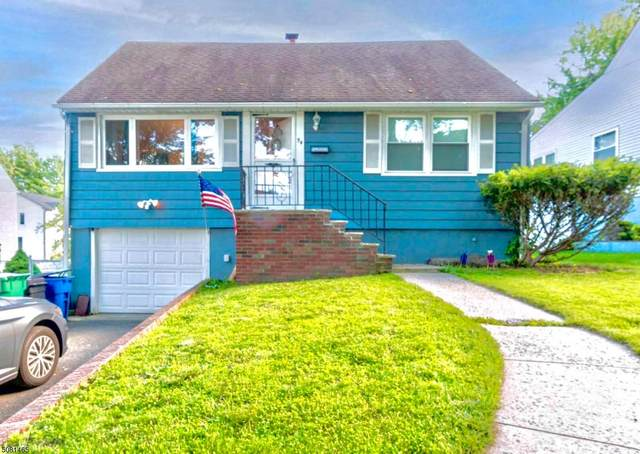 54 Sunnyside Rd, West Orange Twp., NJ 07052 (MLS #3721130) :: The Dekanski Home Selling Team