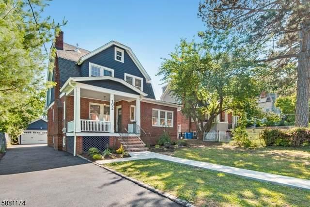 192 Gregory Pl, West Orange Twp., NJ 07052 (MLS #3721146) :: The Dekanski Home Selling Team