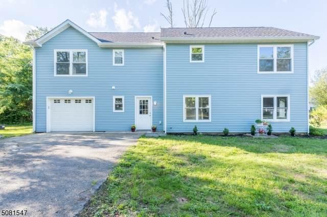 27 Round Top Dr, Clinton Twp., NJ 08801 (MLS #3721217) :: Team Francesco/Christie's International Real Estate