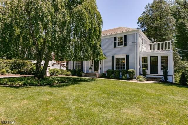 30 South Ter, Millburn Twp., NJ 07078 (MLS #3721239) :: SR Real Estate Group