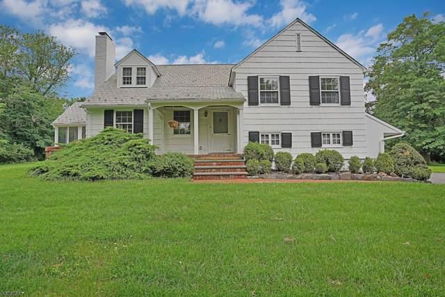 182 Northfield Rd, Long Hill Twp., NJ 07946 (MLS #3721241) :: SR Real Estate Group