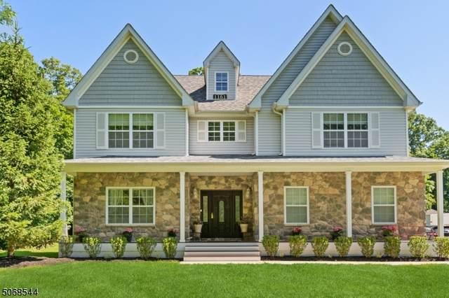 1161 Woodland Ave, Plainfield City, NJ 07060 (MLS #3721251) :: Zebaida Group at Keller Williams Realty