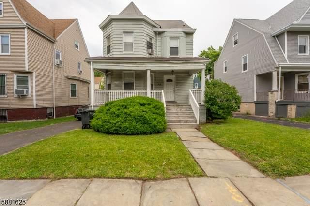 41 Whittlesey Ave, East Orange City, NJ 07018 (MLS #3721306) :: Gold Standard Realty