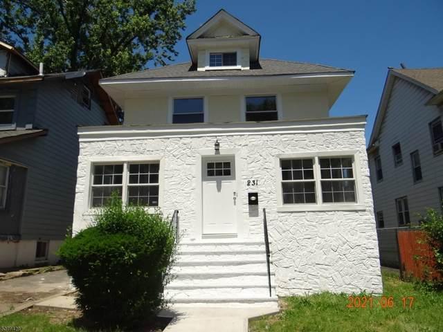 231 Goldsmith Ave, Newark City, NJ 07112 (MLS #3721329) :: SR Real Estate Group