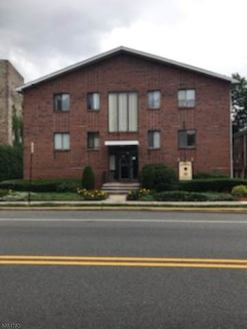 206 Broad St 2-A, Bloomfield Twp., NJ 07003 (MLS #3721409) :: Team Braconi | Christie's International Real Estate | Northern New Jersey